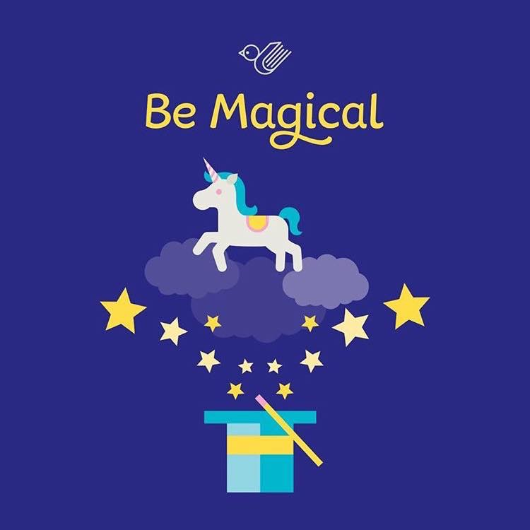 Be Magical Unboxing