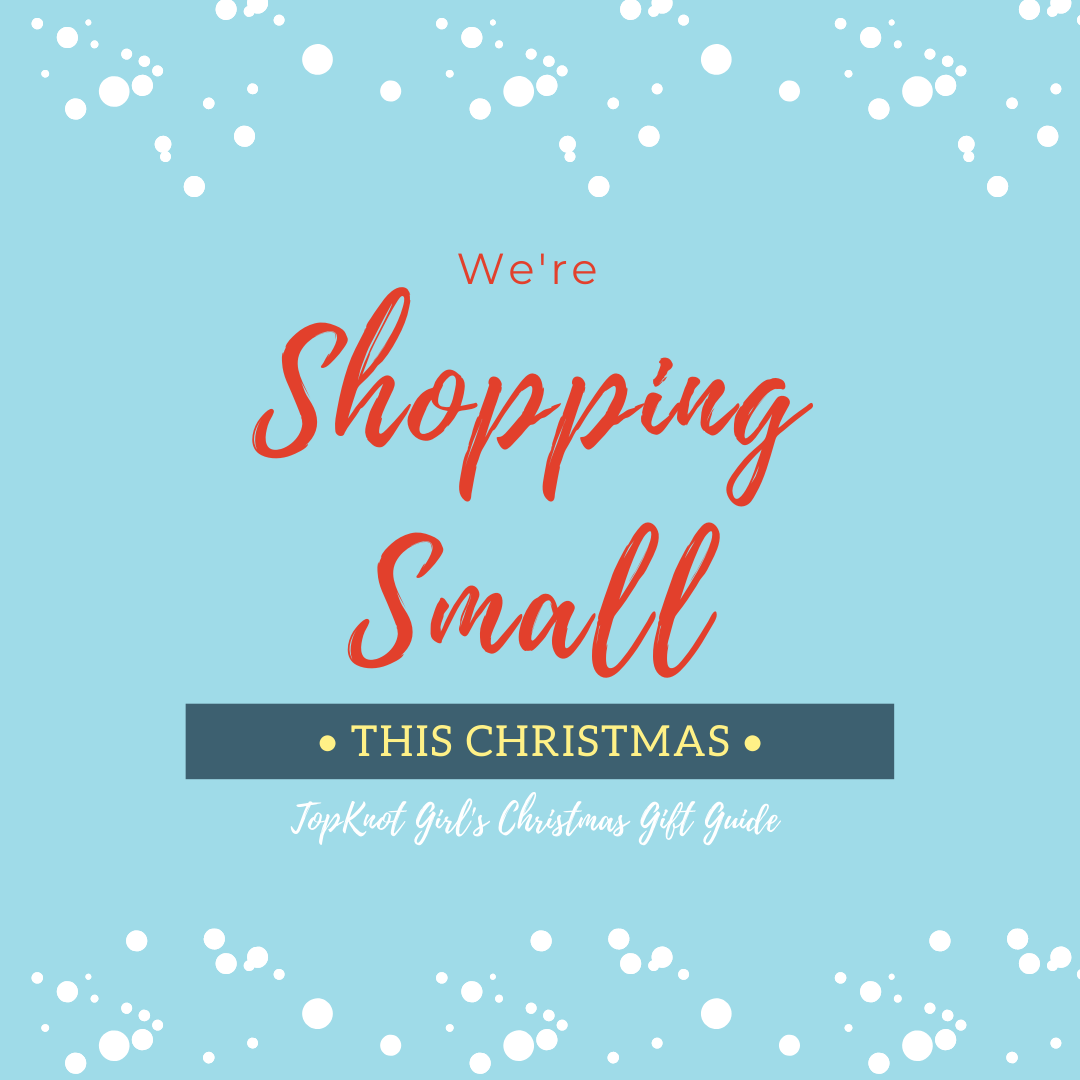 Shopping small this Christmas