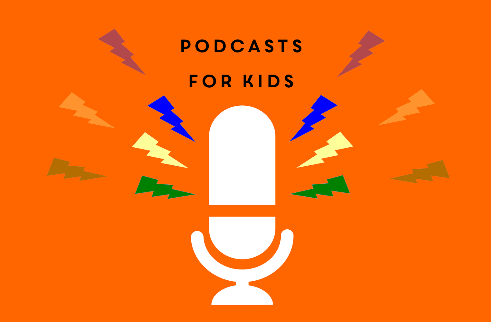 7 Podcasts for Kids Under 7